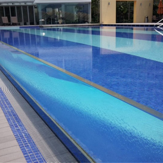 室内亚克力游泳池
