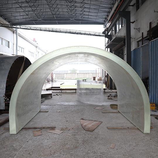 亚克力隧道